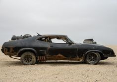 Mad Max's Interceptor: Black 1974 XB Ford Falcon Coupe Mad Max Fury Road, Ford Falcon, E Portfolio, Film Cars, Movie Cars, Max Movie, Off Road, Car Ins, Hot Cars