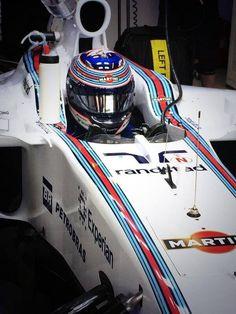 Valterri Bottas .Williams - Mercedes-Benz AMG F1 , 2014. NEXT F1 SUPER Star !!