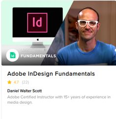 Learn with Fiverr how to master Adobe InDesign techniques with this highly-practical Adobe InDesign Fundamentals online course Company Newsletter, Make Business Cards, Crop Image, Adobe Indesign, Media Design, 15 Years, Online Courses, Real Life, Dan