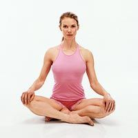 Workout: These five easy yoga moves will strengthen those oh-so-handy-to-have-in-the-bedroom muscles. Extreme Fitness, Extreme Workouts, Easy Workouts, 8 Minute Workout, 5 Minute Yoga, Fitness Del Yoga, Workout Fitness, Health Fitness, Yoga Posen