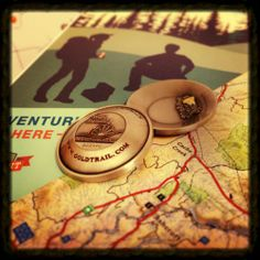 """GC4NZTN Gold Country 2014 """"Passport to the Gold Trail"""" (Event Cache) in British Columbia, Canada created by GoldCountry 2014"""