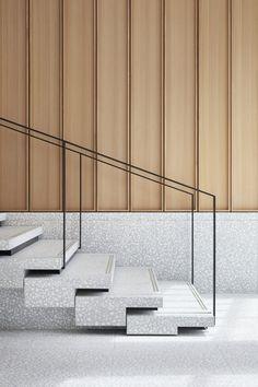 Interior Staircase, Staircase Design, House Staircase, Stair Design, Architecture Details, Interior Architecture, Interior Design, Stair Handrail, Railings