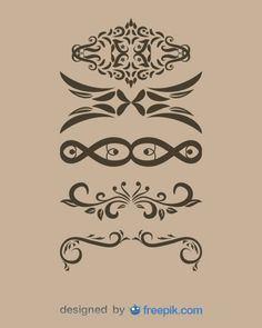 17 best images about flourishes text dividers vectors Free Vector Images, Vector Free, Vintage Decor, Retro Vintage, Red Headboard, Vector Design, Graphic Design, Shabby Chic Cottage, Medium Art