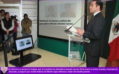 Policía, Martín López Meneses, es señalado que actuó por instrucción del alcalde panista, Omar Cruz Reyes: Fiscalía General del Estado.