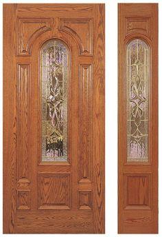 T.M. Cobb Entrance Doors-Pinnacle Collection