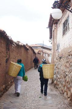 Las calles de los peruanos