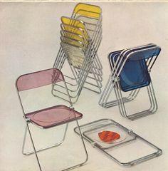 Plia chair, 1967