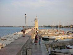 desenzano del garda Paris Skyline, New York Skyline, Lake Garda, The Province, Italy, Places, Sweet, Summer, Travel
