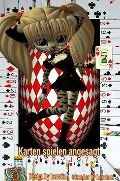 Karten spielen angesagt