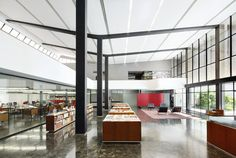 "Bassó and Birulés Architects  ""Gustavo Gili Editorial"" Building, Barcelona"