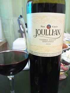 スペシャルワインフェスタで一目惚れの一本、ジュリアン・ジンファンデル  カリフォルニアワイン、好きかも