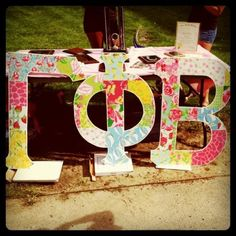 love these letters!