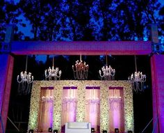 Wedding decorations by Bangalore's Best Wedding Planners. For more wedding decors check http://www.3productionweddings.com/gallery.html