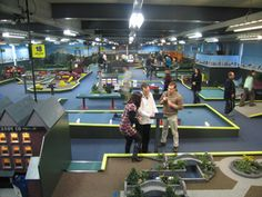 indoor putt putt near me