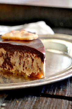 Bakeaholic Mama: No-Bake Peanut Butter Dream Pie With a Peanut Brittle Crust + Vitamix GIVEAWAY!!