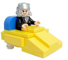 The Professor Custom Minifigure