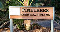 Lord Howe Island - Pinetrees Lodge - An amazing place with some wonderful people, delicious food and great hospitality.