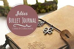 Idées Bullet Journal: Listes & Collections