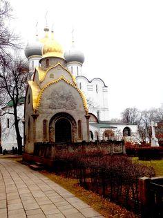 Couvent de Novodievitchi Moscou