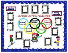 olympic bulletin board - Google Search