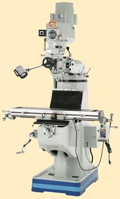 """9""""x42"""" Variable Speed Mill South Bend Lathe Co. Metal Mill, Vertical Milling Machine, Industrial Power Tools, South Bend Lathe, Manufacturing Engineering, Model Shop, Mechanic Tools, Power Hand Tools, Metal Welding"""
