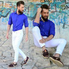 Rum Jungle Shirt, Zara Pants, Satorisan Benirras