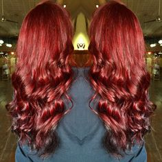 Lovely red for my awesome!!! Pravana always delivers!!