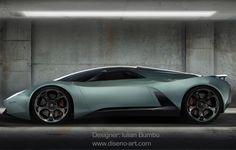 Lamborghini Insecta.