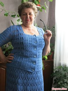 Feminine, Dresses With Sleeves, Jeans, Sweater Patterns, Long Sleeve, Sweaters, Crocheting, Style, Fashion