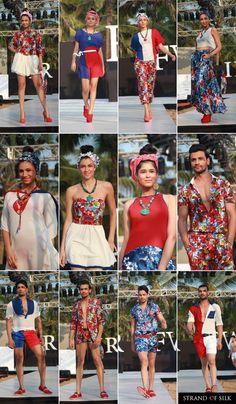 Indian Fashion - Indian Designer - Indian Fashion Week Spring Summer 2013 - Ken Ferns