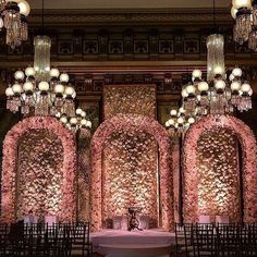 The Reception Stage Decor makes your reception pictures look Amazing. We have curated a list of Reception Stage Decor ideas that we are absolutely loving. Reception Stage Decor, Wedding Stage Design, Wedding Reception Backdrop, Wedding Mandap, Wedding Backdrops, Wedding Receptions, Desi Wedding Decor, Wedding Hall Decorations, Backdrop Decorations