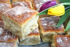 Nattjästa tekakor i långpanna - Victorias provkök Savoury Baking, Our Daily Bread, Bread Recipes, Foodies, Sandwiches, Kaka, Paninis