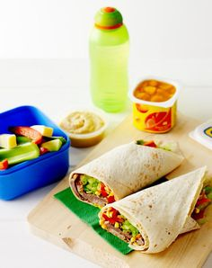 Fabulous Lunch box tips from Dietitian.