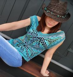 Priscilla Top by CrocheTrend, de Viktoria Gogolak. http://www.ravelry.com/patterns/library/priscilla-top-by-crochetrend