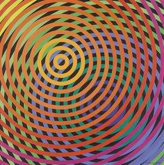 Martha Boto - Featured Artworks. IEclipse chromatique No. 1, 1973  Геометрическое Искусство, 0d31a34263f
