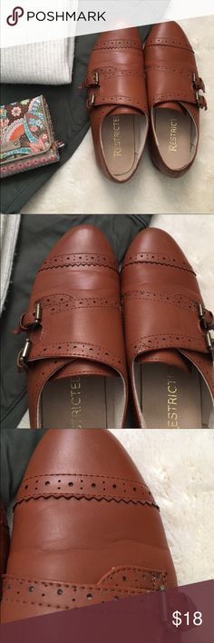 Fall Oxfords. Never Been Worn!!!! Super cute brown fall oxfords. Never been worn, In perfect condition. Shoes