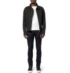 Rick Owens - Slim-Fit Cotton-Blend Bomber Jacket MR PORTER