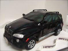 BMW X 5 cake
