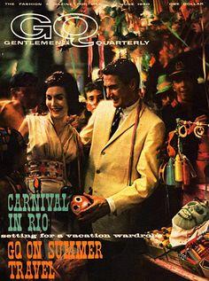Gentlemen's Quarterly, June 1960
