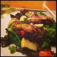 @joannejchew: Tuna Nicoise! My new favorite salad!!