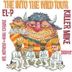 Karmaloop Presents: The Into the Wild Tour