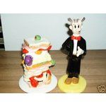 Image detail for -Blondies' Dagwood Salt and Pepper Shakers Cute! MIB! (02/24/2007)...
