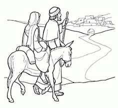Eagle Nest Mom: Alphabet Advent: B is for Bethlehem Nativity Coloring Pages, Bible Coloring Pages, Christmas Coloring Pages, Coloring Books, Bible Crafts, Bible Art, Christmas Colors, Christmas Art, Christmas Nativity