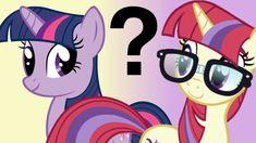 Why Does Moondancer Look Like Twilight?