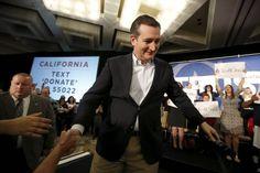 Ted Cruz reclama el trono de Reagan en el sur de California | Internacional | EL PAÍS