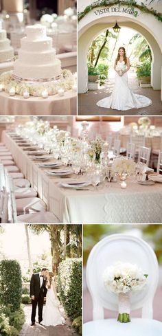 All White Tablescape southern california wedding by aaron delesie All White Wedding, Dream Wedding, Wedding Day, White Weddings, Wedding Dreams, Wedding Things, Wedding Stuff, Lace Runner, Lace Table Runners