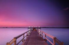 Horace Caldwell Pier (Port Aransas, TX)- Good fishing.