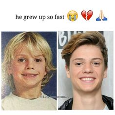 My baby grew up so fast @king_jace_norman