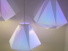 Dennis Parren / CMYK lamp