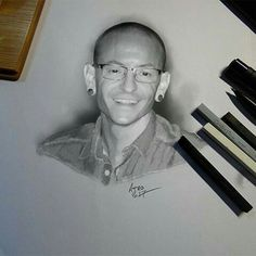 @atro.ram did this AMAZING realistic drawing!